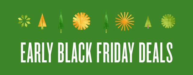 Early Black Friday Deals›