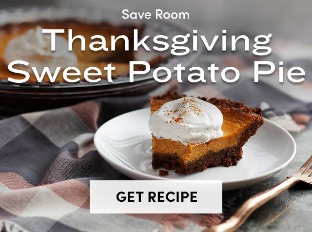 Thanksgiving Sweet Potato Pie - Get Recipe›