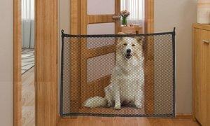 Portable Mesh Pet Gate