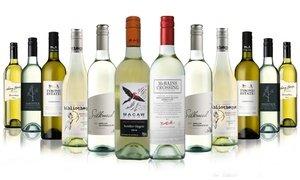 12-Bottle White Mixed Wi...