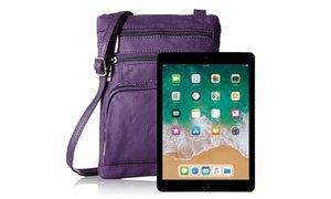 Plus Size Crossbody Bag with RFID Blocking Option