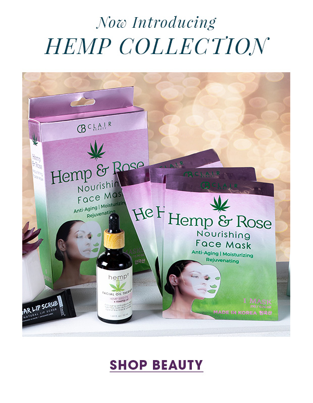 Shop The New Hemp Collection