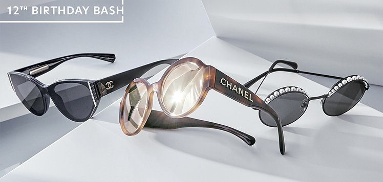 Chanel & More Statement to Timeless Sunglasses