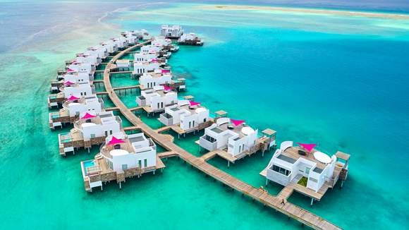 #1 Resort in the Maldives with Daily Dining and 24-Hour Butler Service