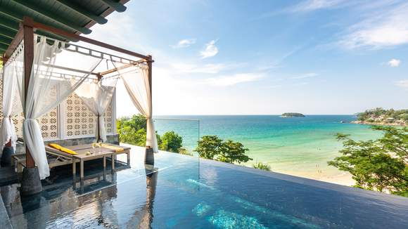 Adults-Only Kata Noi Beach Pool Villa with Daily Gourmet Dining