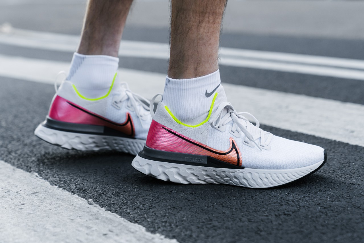 The Nike React Infinity Run Was Made to Help Reduce Injuries
