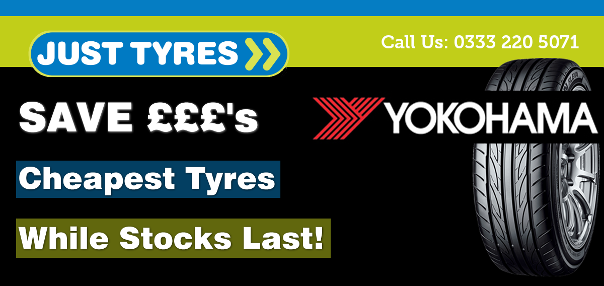 Just Tyres Offer