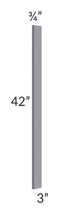 Graphite Grey Shaker 3x42 Filler