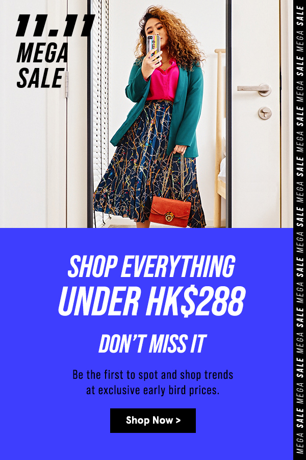 Everything Under HK$288