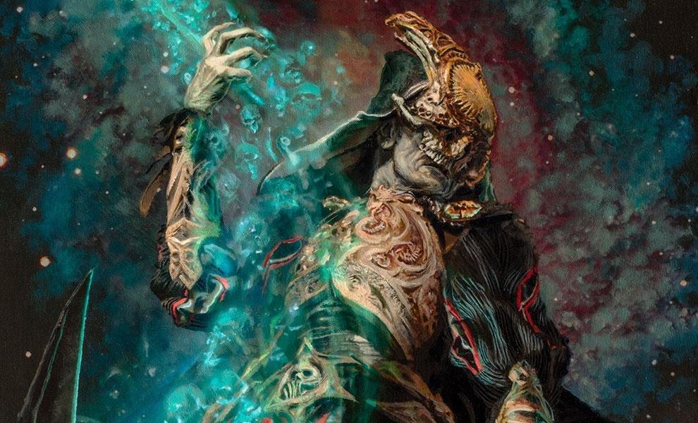 Death Ascending Fine Art Print (Sideshow)