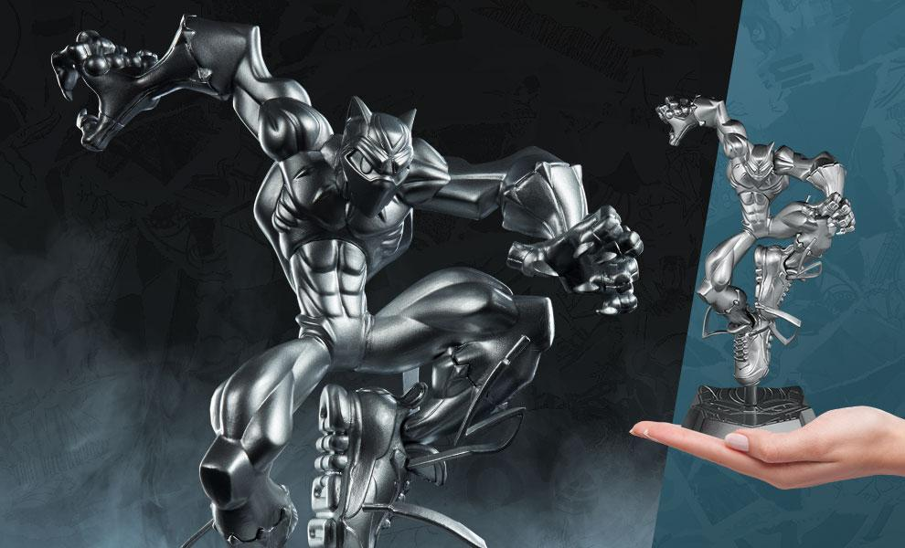 T'Challa Vibranium Edition Designer Toy (Sideshow/Unruly) - ATTENDEE ONLY