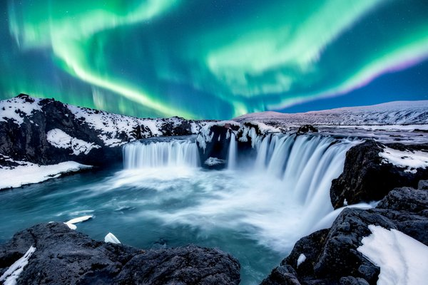 Iceland: 3 Night Break Including Breakfast & Northern Lights Tour Tickets, Iceland