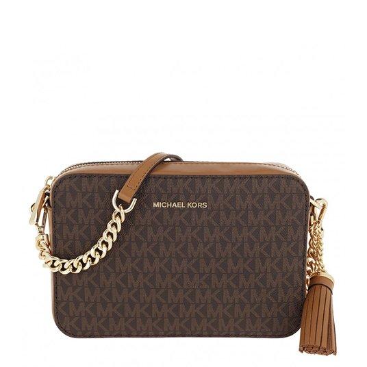 Medium Camera Bag Brown