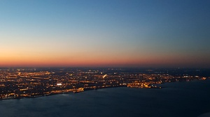 Aerial Tour of Chicago Skyline