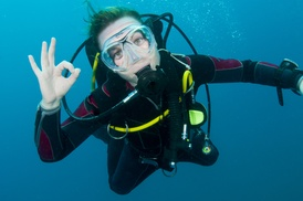 Open-Water Diving Course