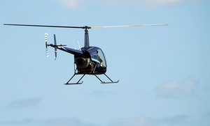 Helicopter Hovering Adventure