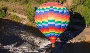 Hot Air Balloon Ride Experience