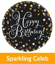 Sparkling Celebration Party Supplies