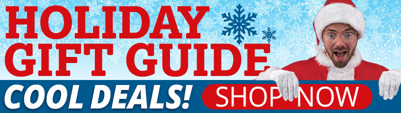 Holiday Gift Guide—Cool Deals! Shop Now!