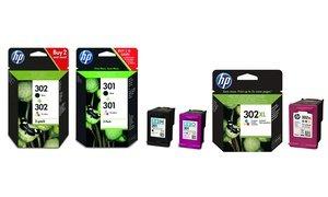 HP 300/301/302/303/304/364/62
