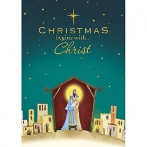 The Leprosy Mission Christmas Begins with Christ Advent Calendar