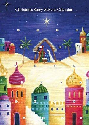 Christmas Story A4 Advent Calendar