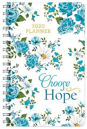 Choose Hope 2020 Planner