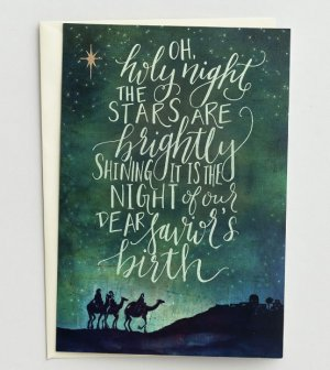 Bethlehem Christmas Cards Box of 18