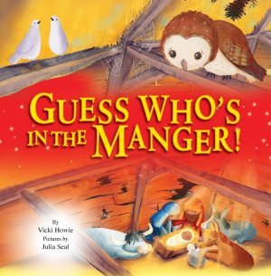 Guess Whos In The Manger