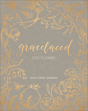 GraceLaced 2020 12-Month Planner