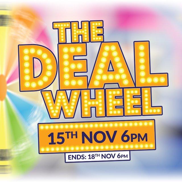 Deal Wheel Hero