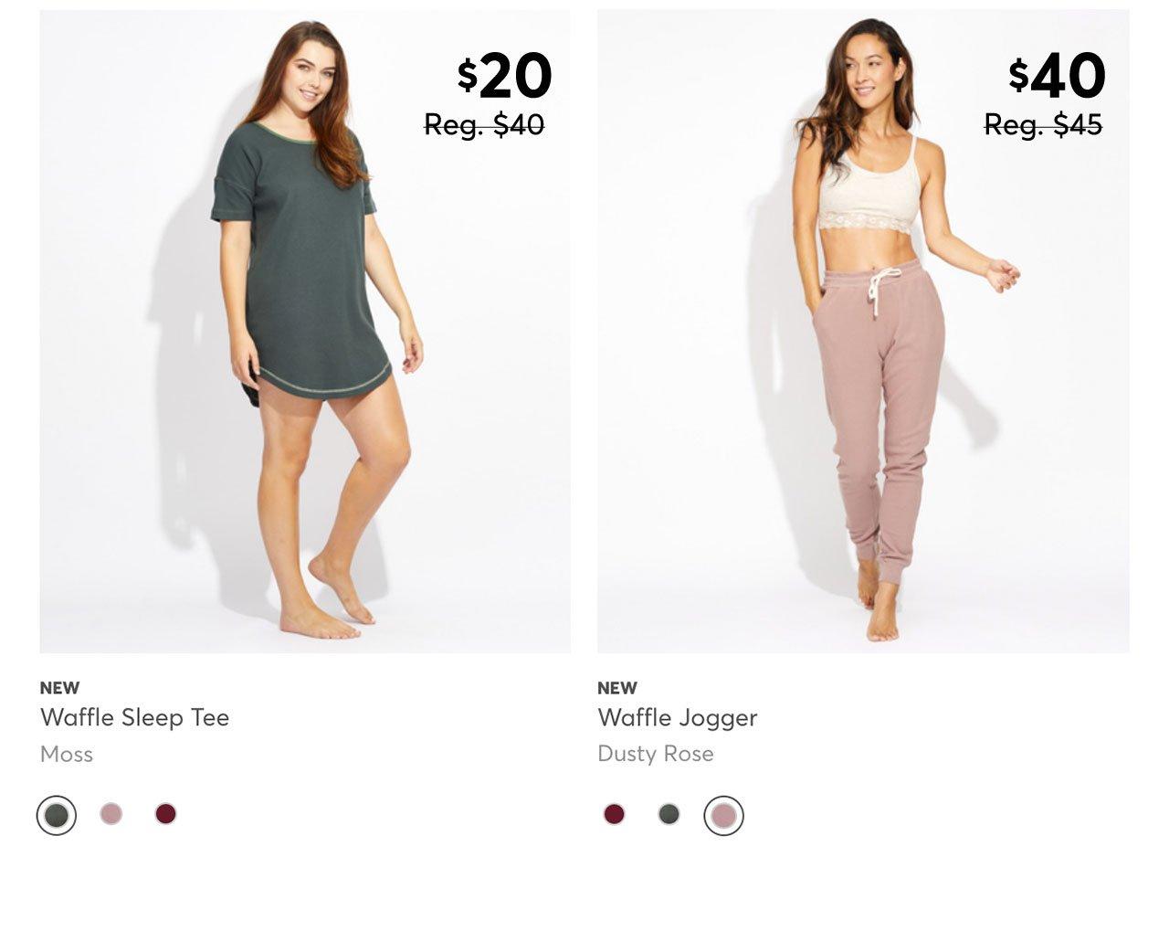 Three days only: Pajama Sale