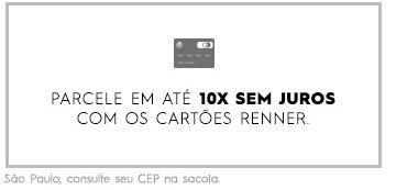 CartÃĢo Renner
