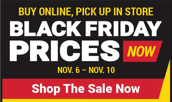 Black Friday Prices Now