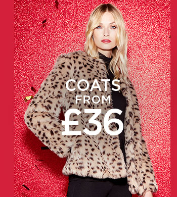 Shop All Coats & Jackets
