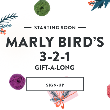 Marly Bird's 3-2-1 Gift Along