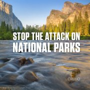 Stop the privatization of America's national parks