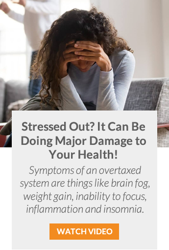 Stressed? It Can Be Causing Major Damage to Your Health
