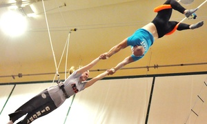 Flying Trapeze Class for 1 or 2
