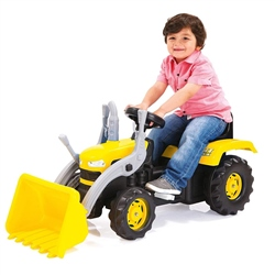 Dolu Tractor Pedal Excavator