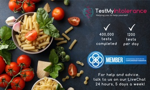 Food & Non-Food Intolerance Test From $29