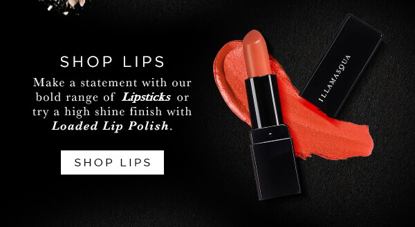 Shop lips with 20 percent off