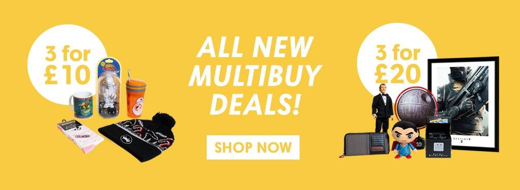 Multibuy Deal