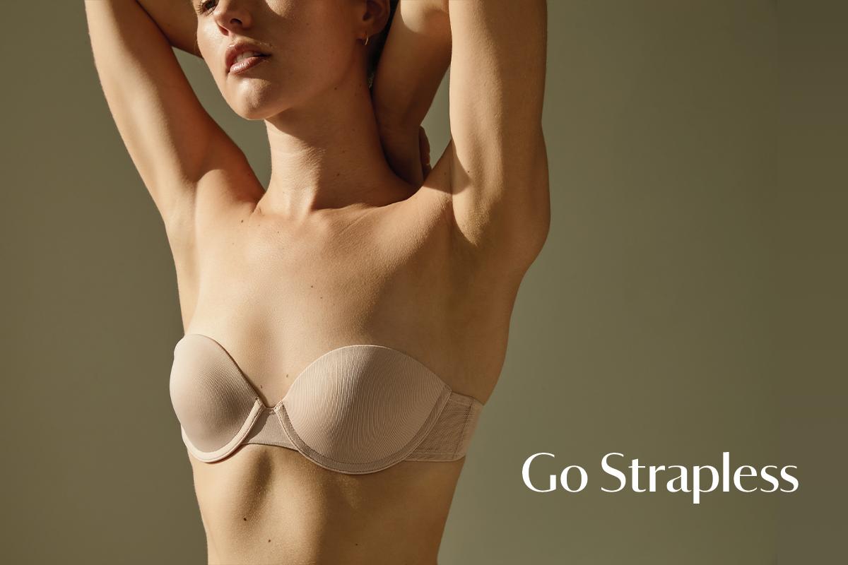 Go Strapless