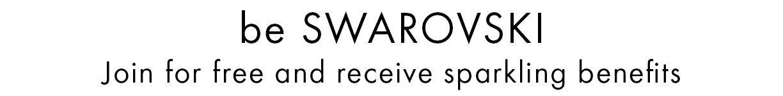 Be Swarovski Exclusive Rewards