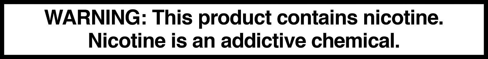 FDA warning banner header halocigs emails