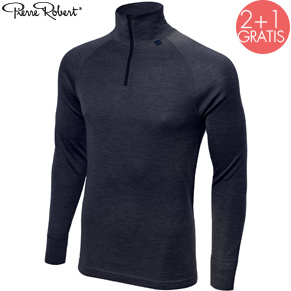 Pierre Robert For Men Sport Wool Top Zip