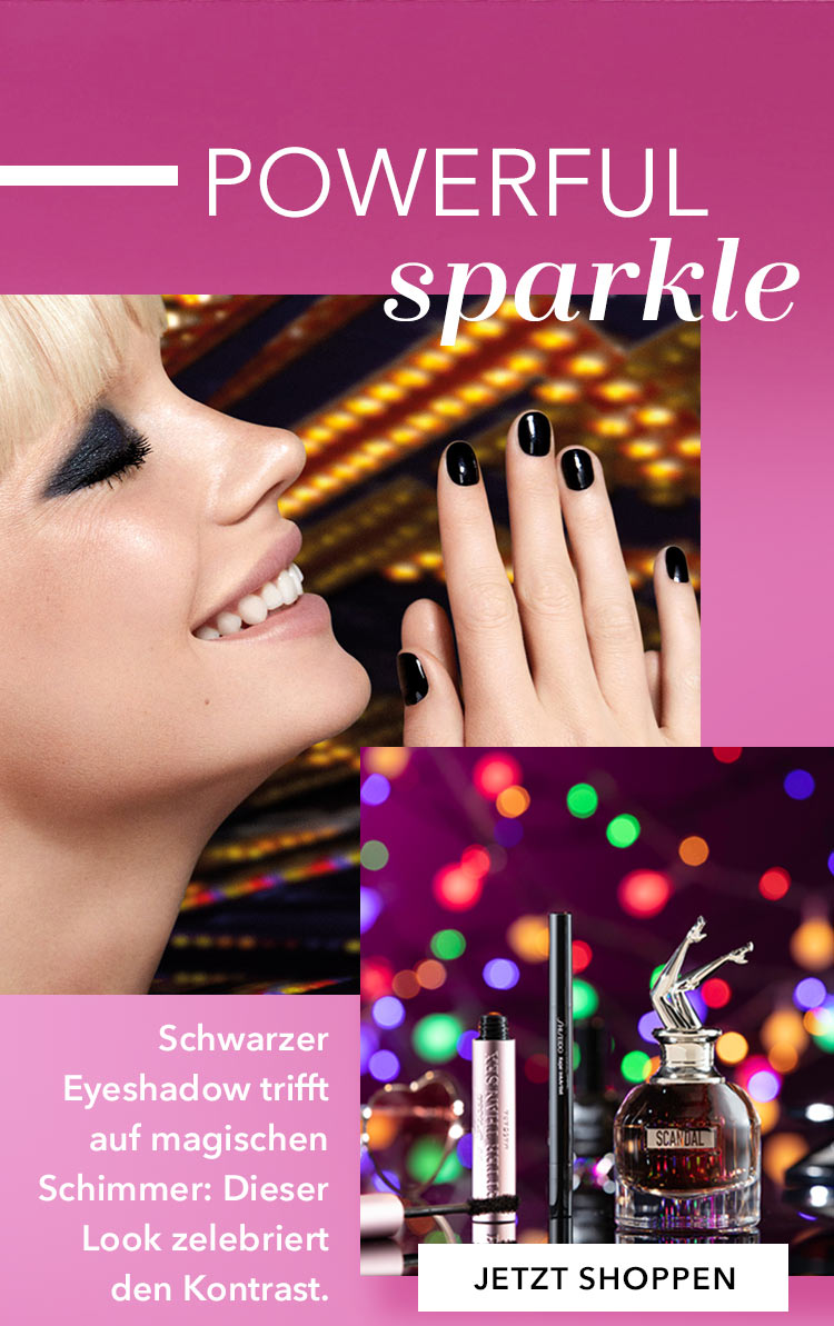 Powerful sparkle
