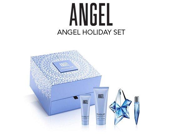 ANGEL HOLIDAY SET