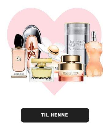 Parfymer til henne